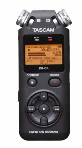 Tascam DR-05 Portable Studio Recorder