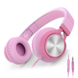 AILIHEN C8 Girls Headphone with Microphone