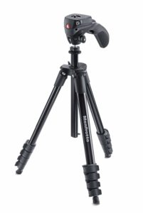 Manfrotto Compact Action 5 Section Tripod