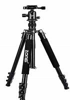 Zomei Q555 Aluminum Alloy Camera Tripod