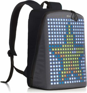 The Pix Digital Customizable Backpack