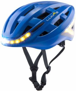 Smart Bike Helmet by Lumos