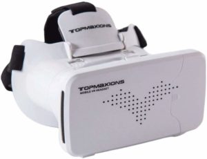 3D Virtual Reality Headset by Optolson