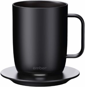 Temperature Control Smart Mug by Amber