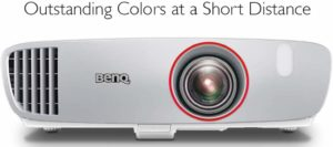 BenQ 1080P Short Throw Projector
