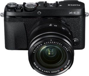Fujifilm X-E3 Mirrorless
