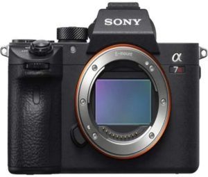 Sony a7R III Mirror less Camera